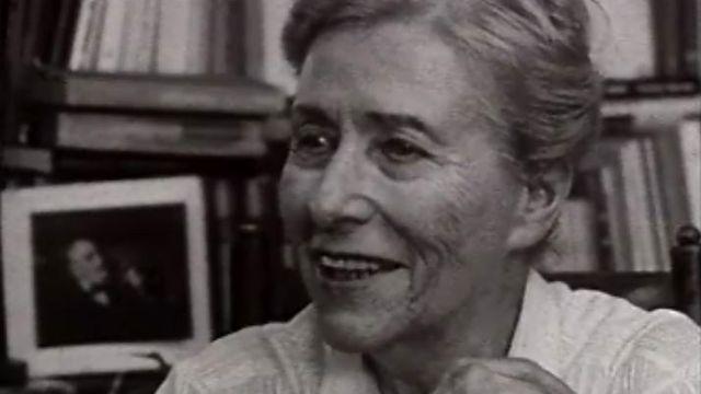 L'écrivaine Alice Rivaz a joué un rôle de précurseuse du combat féministe.