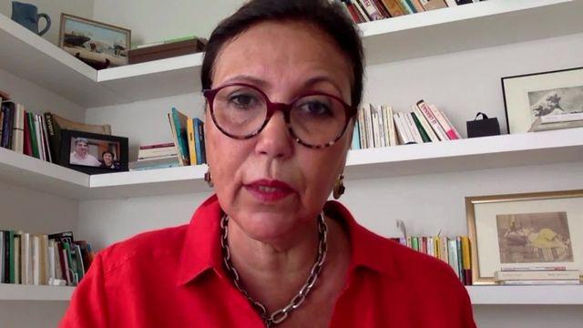 Crise politique et suspension du Parlement tunisien: interview de Khadija Mohsen-Finan [RTS]
