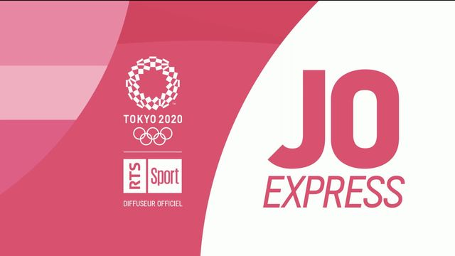 JO Express : retrouvez tous les moments forts de la nuit du lundi au mardi 27 juillet 2021 [RTS]