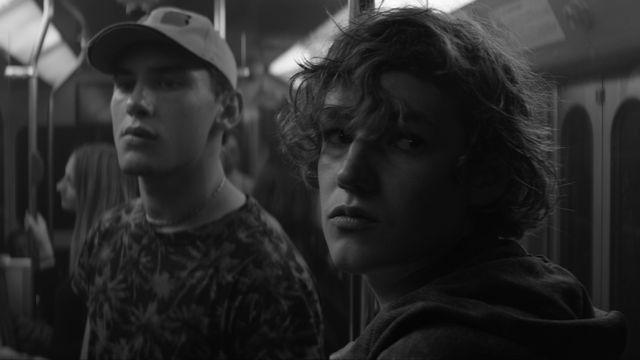 Une scène de The Life Underground, un court métrage de Loïc Hobi. [Tell me the Stroy SA, Imaginastudio Sàrl - RTS]
