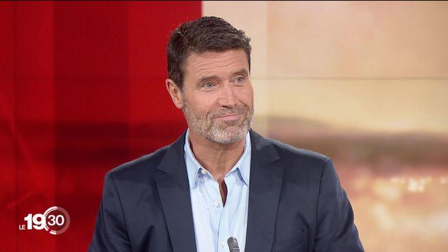 Massimo Lorenzi, chef des Sports à la RTS, commente le départ de Vladimir Petkovic pour Bordeaux [RTS]