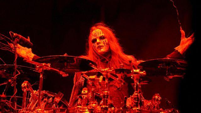 Joey Jordison,co-fondateur du groupe Slipknot est mort à 46 ans. [Steve C. Mitchell - EPA /Keystone]