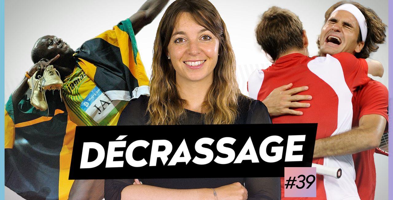 DECRASSAGE - Les Jeux Olympiques