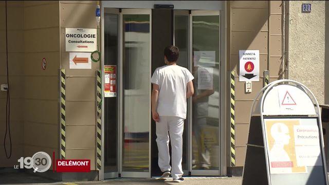 L'Hôpital du Jura ne paiera qu'à 80% les quarantaines d'employés non-vaccinés [RTS]