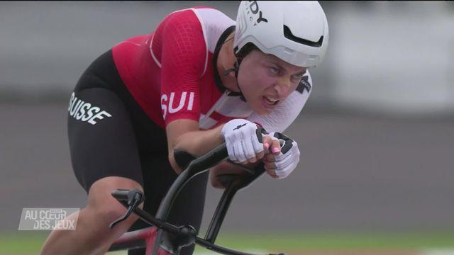 Cyclisme: le portrait de Marlen Reusser [RTS]