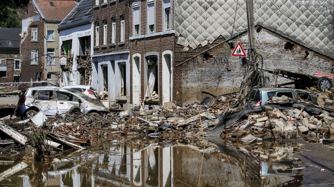 Un juge d'instruction saisi pour homicides involontaires après les inondations en Belgique. [JULIEN WARNAND - KEYSTONE]