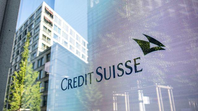Les affaires Archegos et Greensill ont plombé les chiffres de Credit Suisse au 2e trimestre 2021. [Urs Flüeler - Keystone]