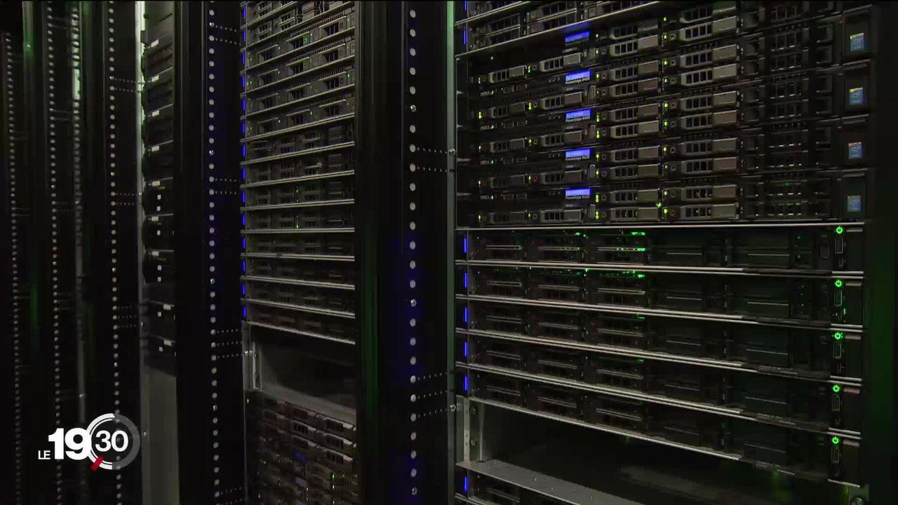 En choisissant des entreprises américaines et chinoises pour stocker des données, la Confédération déclenche la polémique [RTS]