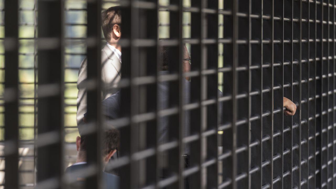 Expatrier les détenus pour lutter contre la surpopulation carcérale. [Alessandro della Valle - Keystone]