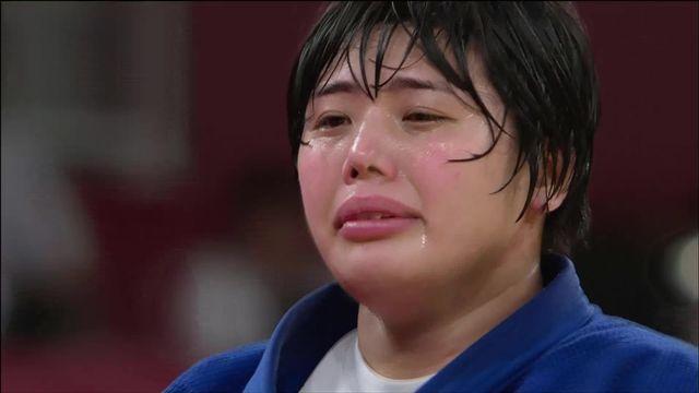 Judo, finale dames (+78kg): la Japonaise Akira Sone remporte l'or face à la Cubaine Ortiz! [RTS]