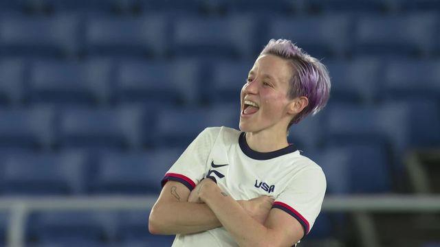 Football dames, NED – USA (2-2, 2-4 tab): les Américaines remportent le remake de la finale de la Coupe du monde 2019 aux tirs au but! [RTS]