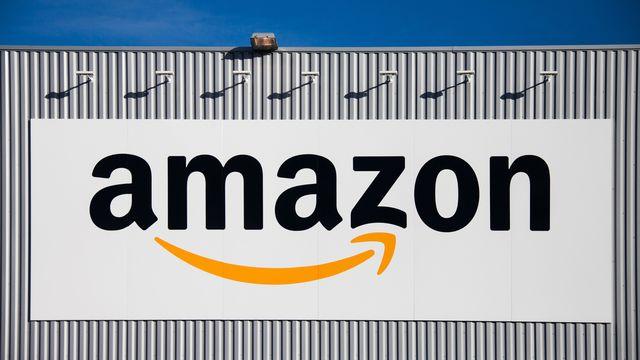 Amazon a écopé d'une amende de près de 800 millions de francs en Europe. [Michel Spingler - Keystone/AP]