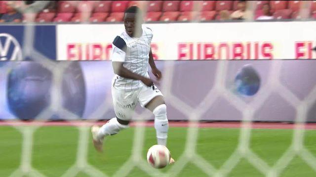 Super League, 2e journée: Zurich - Lausanne-Sport (3-1) [RTS]