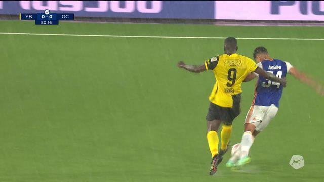 Super League, 2e journée: Young Boys - Grasshopper (0-0) [RTS]