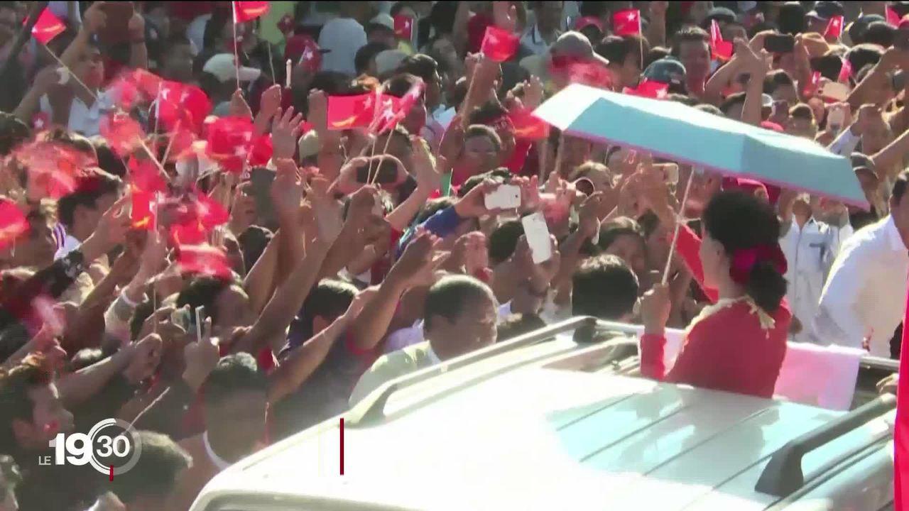 Six mois après le coup d'État de la junte militaire, la situation en Birmanie est désespérée [RTS]