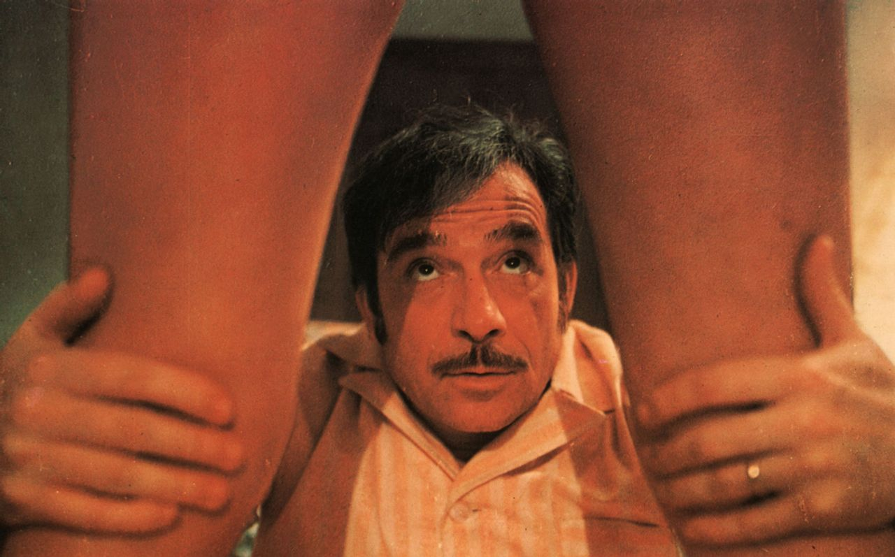 """Ugo Tognazzi dans """"Vieni a prendere un caffè con noi"""" (1970), di Alberto Latuada. [MARS FILM / PHOTO12 VIA AFP - MARS FILM / PHOTO12 VIA AFP]"""