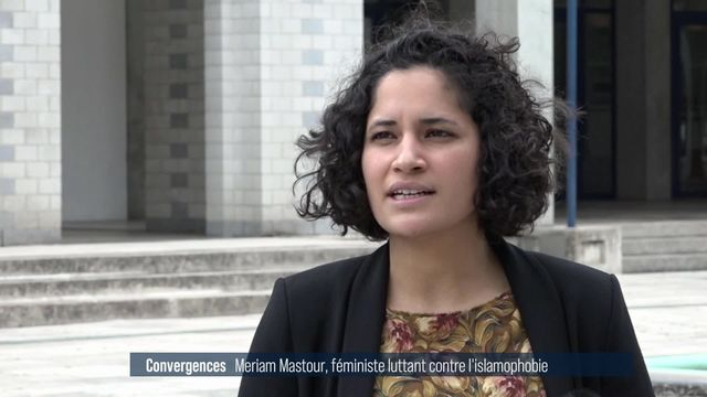 Série Convergences (1-5): Meriam Mastour, féministe et militante anti-islamophobie [RTS]
