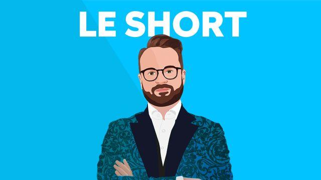 Logo Le short [RTS]