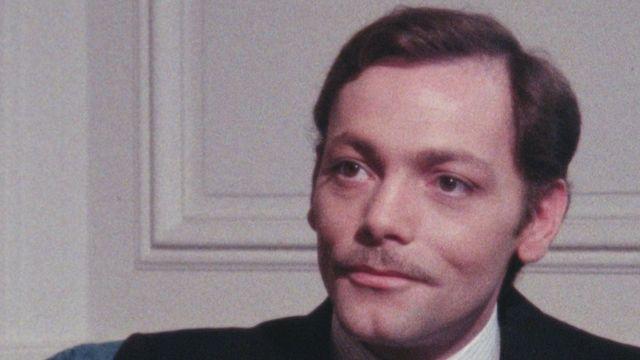 Le comédien français Patrick Dewaere en 1981. [RTS]