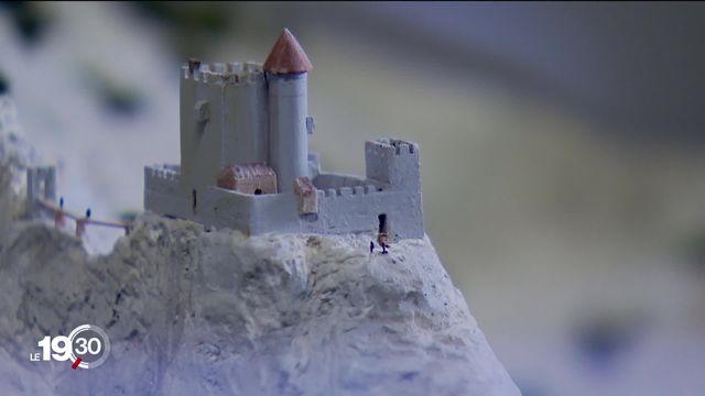 De la préhistoire à la Deuxième Guerre mondiale, une exposition retrace l'histoire de la défense suisse [RTS]