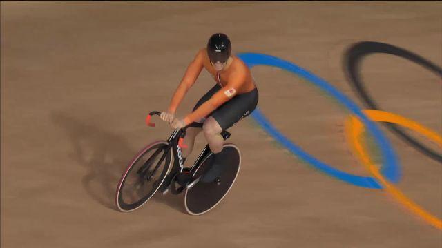 Cyclisme piste, sprint messieurs: Lavreysen en or devant Hoogland dans une finale 100% néerlandaise! [RTS]