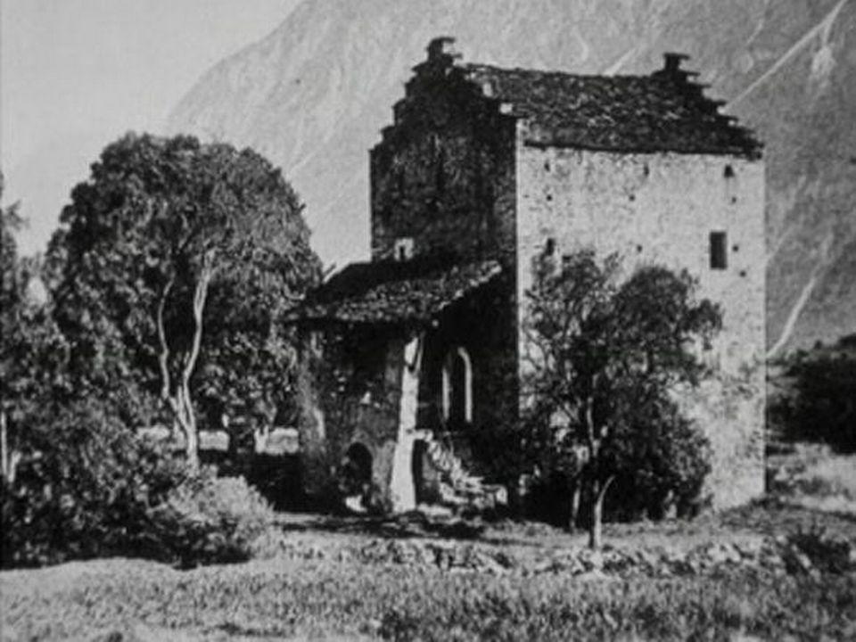 La maison de Rilke. [RTS]