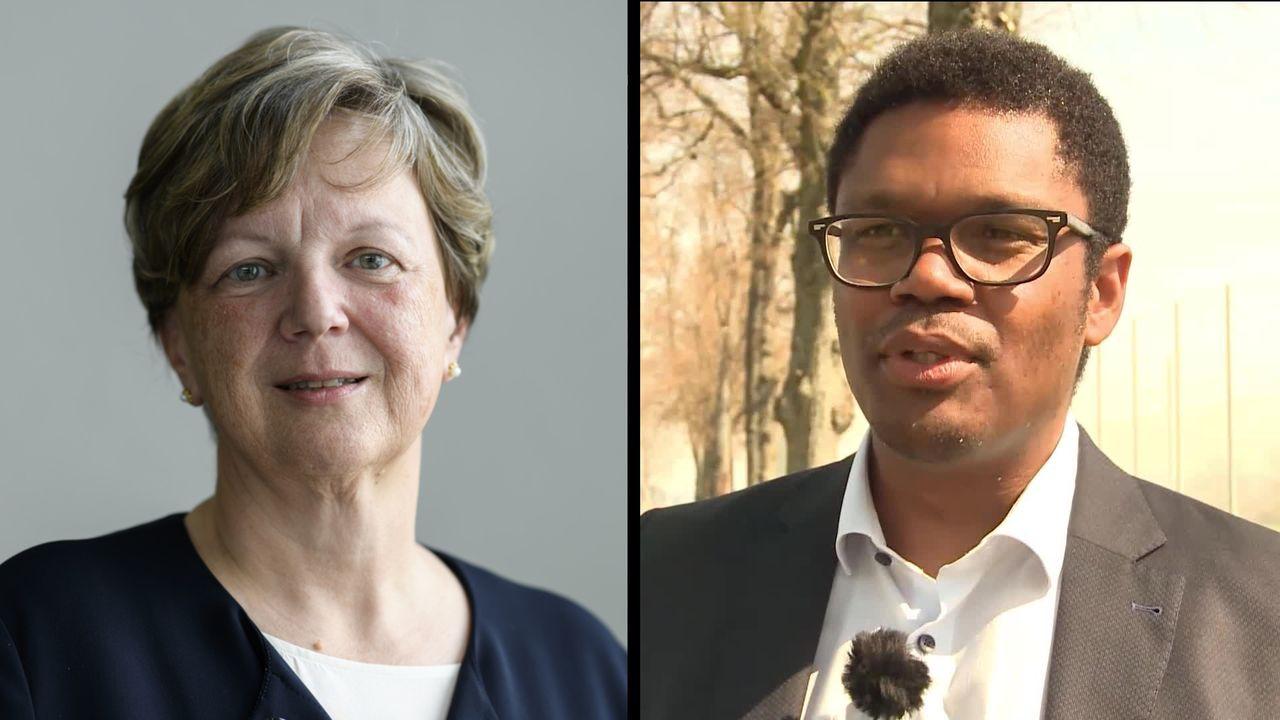 Fribourg: deux candidats en lice pour le Conseil des Etats [RTS]