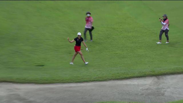 Golf, 4e tour dames: Albane Valenzuela (SUI) termine 18e [RTS]