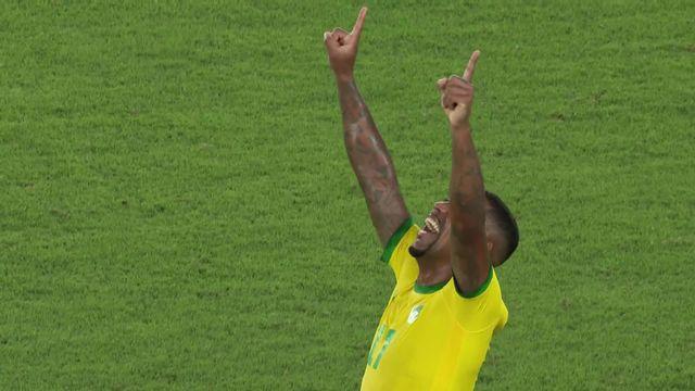 Football, finale messieurs, BRA – ESP (2-1 ap): le Brésil de Dani Alves champion olympique ! [RTS]