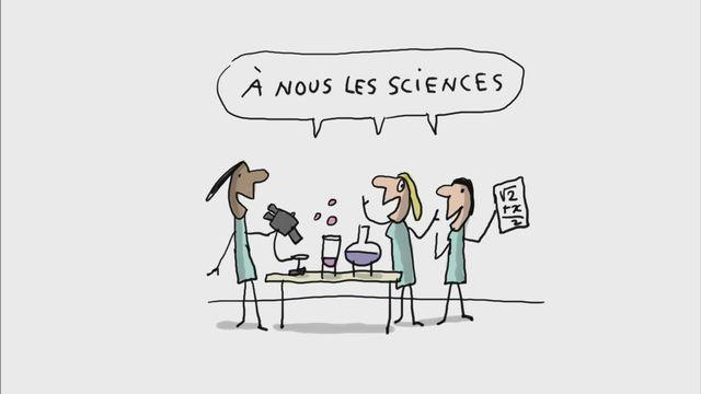 Les femmes et la science [RTS]