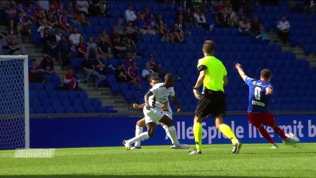 Super League, 3e journée: Bâle - Servette (5-1) [RTS]