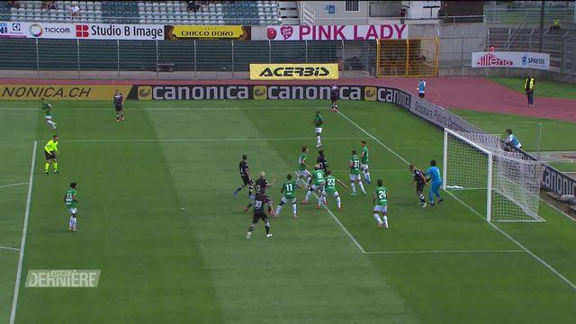 Super League, 3e journée: Lugano - St-Gall (2-1) [RTS]