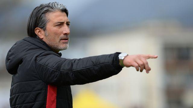 Murat Yakin va rejoindre l'ASF avec effet immédiat. [Samuel Golay - Keystone]