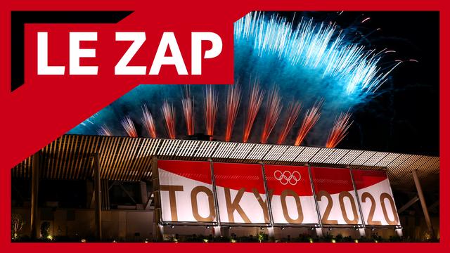 Le Zap RTS Sport dédié aux JO de Tokyo 2020