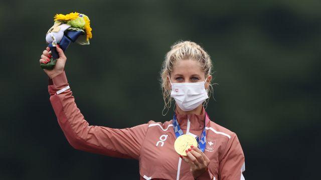 Retour sur les médailles suisses à Tokyo