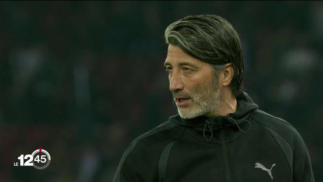 Murat Yakin est le nouvel entraîneur de l'équipe suisse de football. Portrait [RTS]