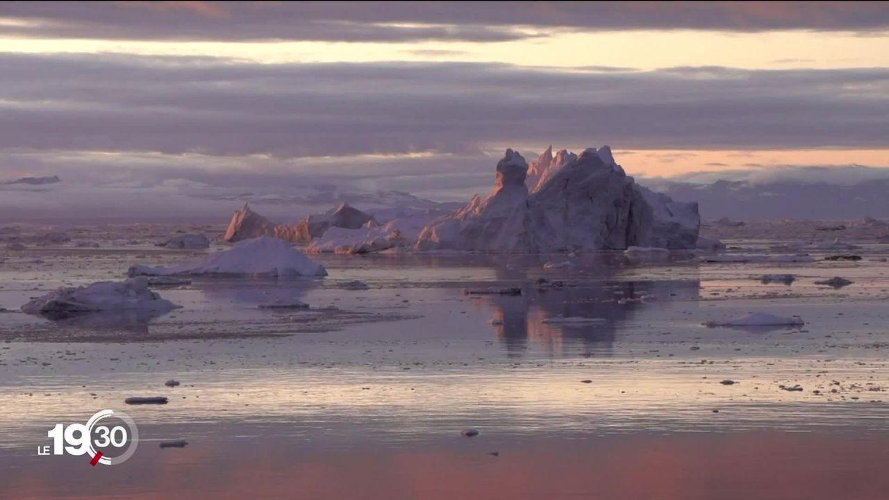 Le dernier rapport des experts sur le climat est paru ce matin: ils sonnent l'alarme sur le réchauffement climatique [RTS]