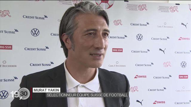 Le nouveau sélectionneur de la Nati est Murat Yakin [RTS]