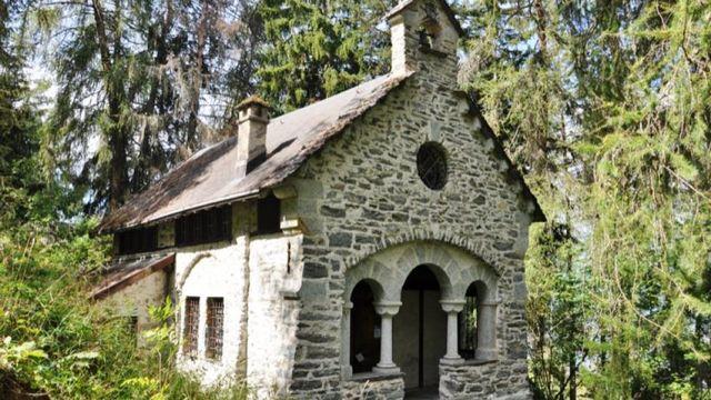 Chapelle protestante des Mayens de Sion. [celebrer.ch - DR]