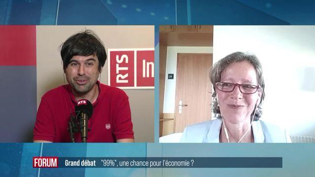 Le grand débat - Initiative 99%: faut-il taxer les plus riches ? (vidéo) [RTS]