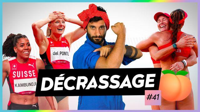 Best of Tokyo 2020 : sexualisation, politique et Swiss girl power! DÉCRASSAGE #41
