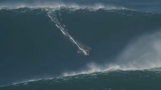 Le développement du surf au Portugal [RTS]