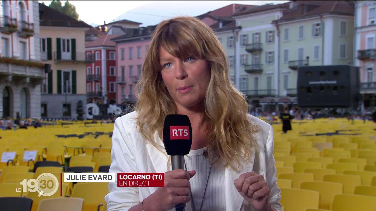 Fin du Festival de Locarno, le bilan de Julie Evard [RTS]