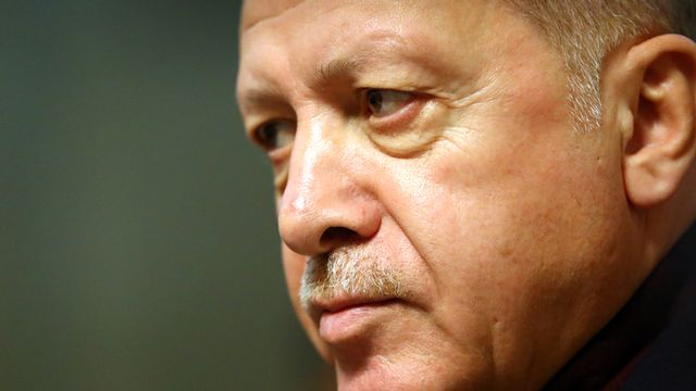 Le président turc Recep Tayyip Erdogan. [Denis Balibouse - Reuters]