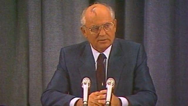 Putsch contre Gorbatchev [RTS]