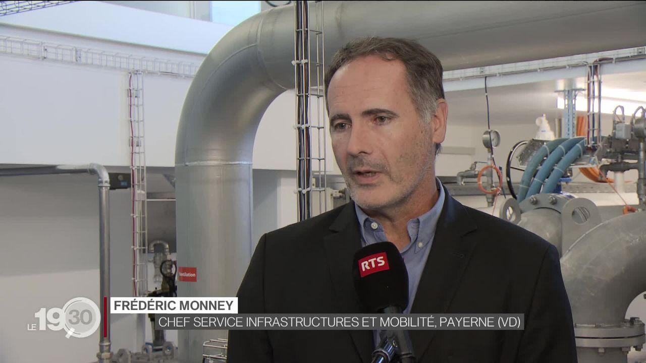 Un procédé à base de charbon actif en test dans la région de Payerne pour éliminer le chlorothalonil de l'eau potable [RTS]