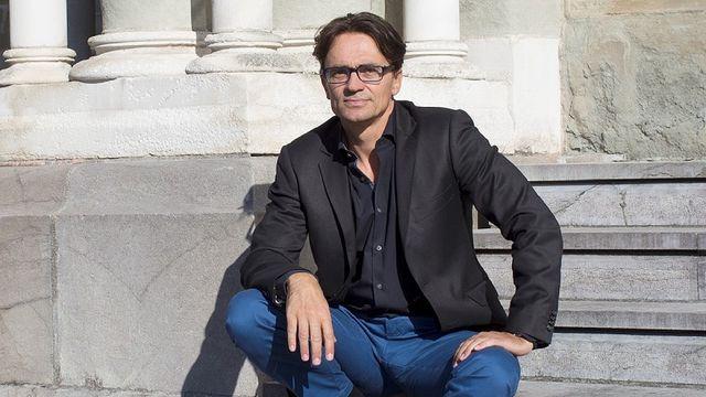 Laurent Golay, directeur du Musée historique de Lausanne. [WGR]