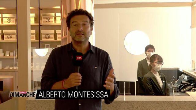 Jeux Paralympiques: présentation de l'événement par Alberto Montessia [RTS]