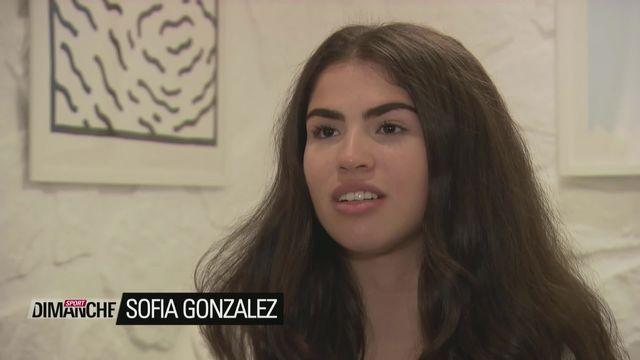 Jeux Paralympiques: Portrait de Sofia Gonzalez [RTS]