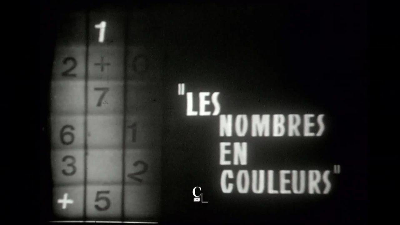 Archives d'écoliers valaisans champions d'arithmétique avec la méthode Cuisenaire en 1962 [RTS]